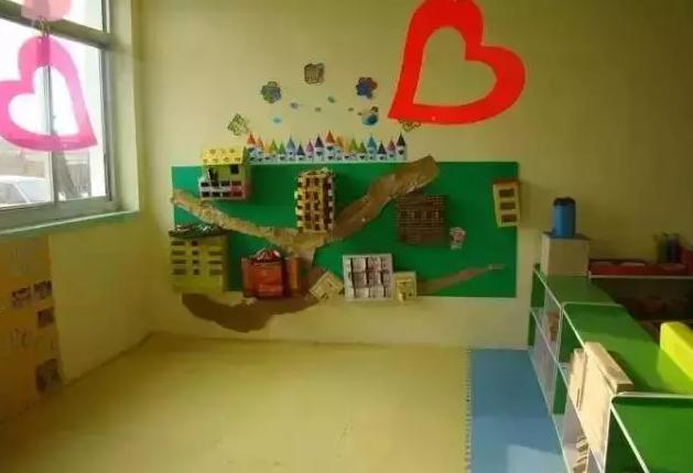 建筑区-墙面设计