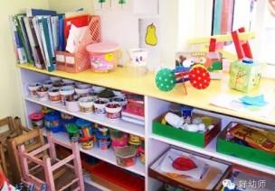 幼儿园美工环境创设教学(2)