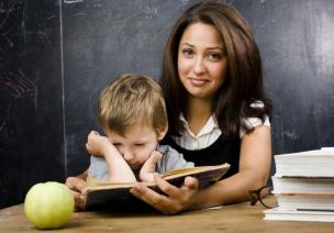 國外老師是如何批評孩子,值得借簽