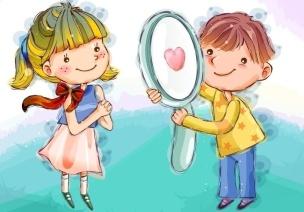 幼儿园大班社会优质课教案:我喜欢我