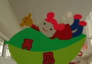 幼儿园吊饰欣赏——季节