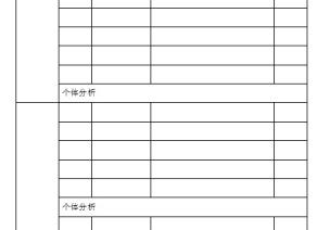 幼�洪��x�L本�^察表及�〗例