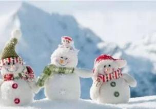 幼儿园冬季环境创设