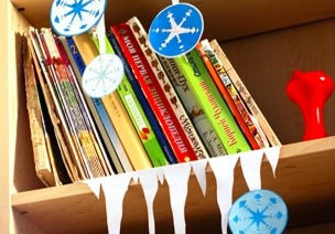 冬季环创 | 这个环创,让全教室结冰