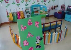幼儿园区角环境布置——表演区