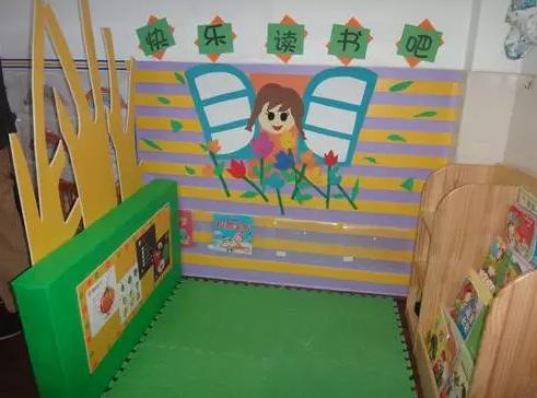 幼儿园美工区_幼儿园区角环境布置——美工区-幼师宝典官网