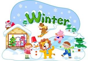 主题班会:防寒、防滑、防冻