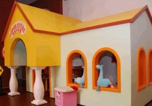 幼儿园活动区设计,就是这么高大上
