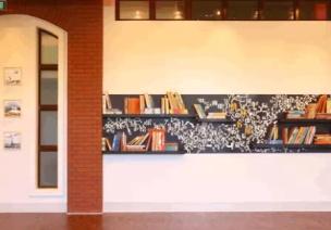 艺术厅环境布置