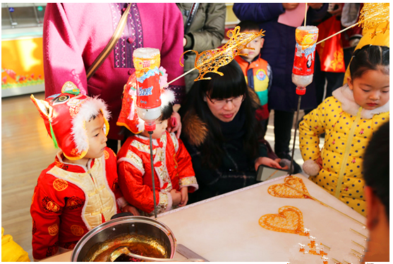 幼儿园新年庙会活动方案