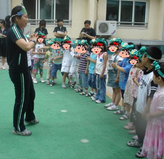 体育活动案例分析:《青蛙小护卫》