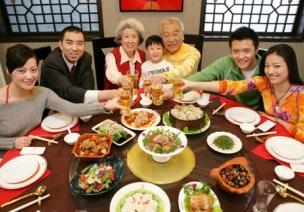 孩子们该知道的春节传统习俗