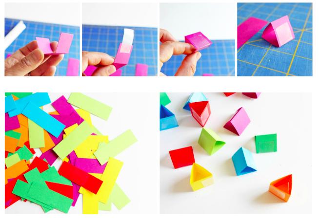 一张纸就能玩转区角游戏