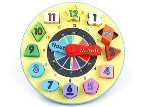 大班数学教案:我会看时钟