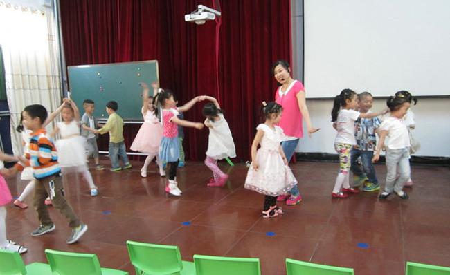 [获奖论文]在音乐活动中提高中班幼儿表现力的研究