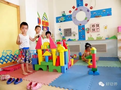 幼儿园建构区活动目标及教案