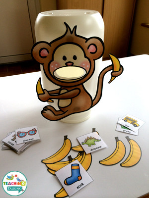 小猴子环创——活动区篇