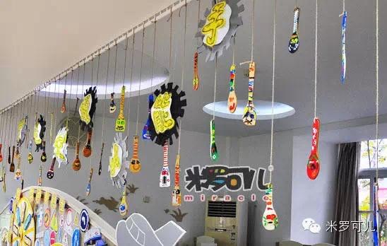 时尚、创意的活动区吊牌装饰欣赏