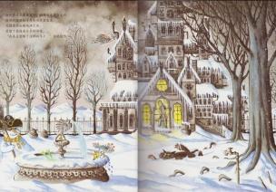 绘本欣赏 | 《冬天的温妮》