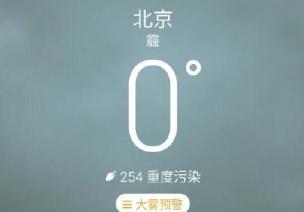 嗨!我是雾霾~