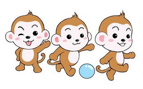 反思卡通图片_猴子-卡通版-幼师宝典官网