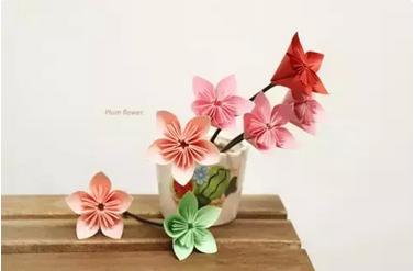 浪漫樱花,你只需要一张纸!