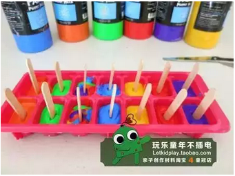 20个脑洞大开的宝宝涂鸦,居然不用笔!