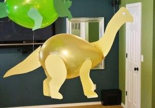 幼儿园的气球最有范儿,变身动物世界迎开学