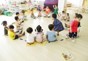 孙莉莉:给正在幼儿园实习的孩子们