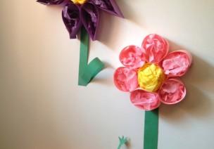 【春季开学走廊设计】春花烂漫,玩转春天