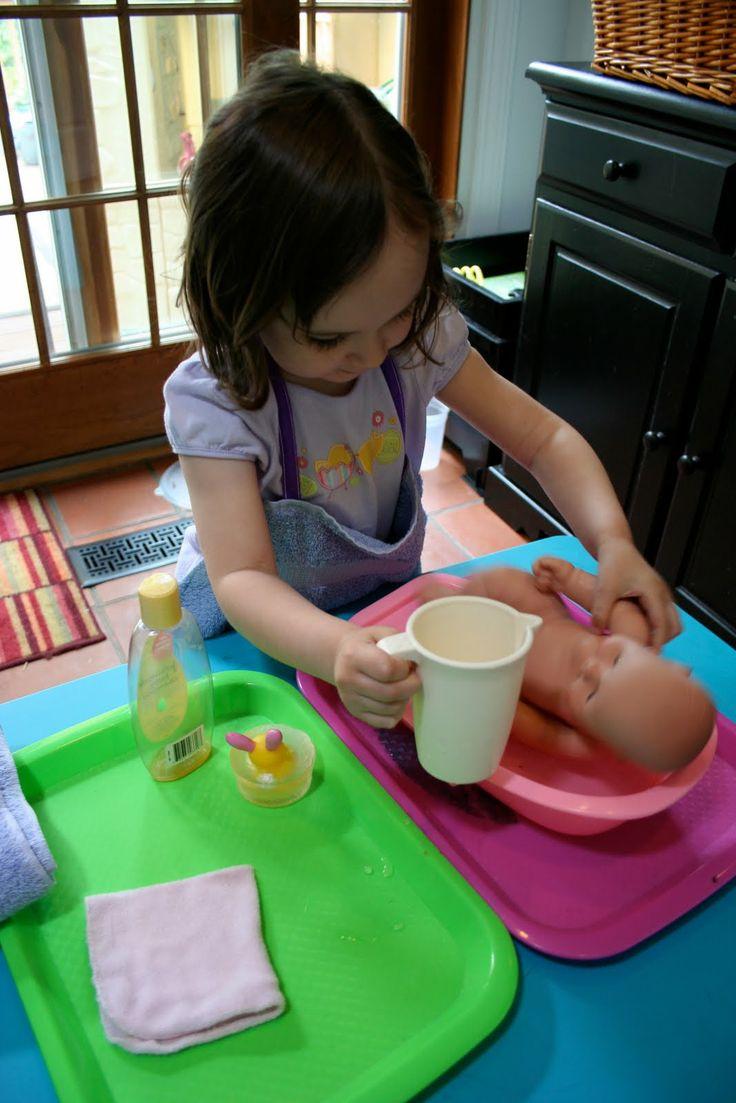 怎样在幼儿园环境中引入蒙氏生活元素,带孩子感受生活之美