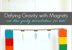 【重力】科学简易实验——探索重力的奥秘