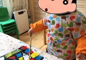 【中班观察记录】小小蒙德里安