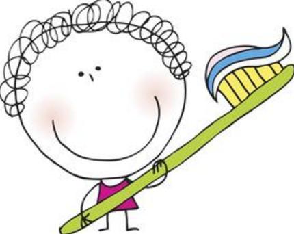 轻松搞定幼儿刷牙哪些事儿!