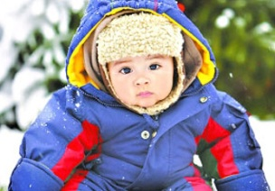 父母必读 | 冬季幼儿穿衣诀窍,保暖要分三段走