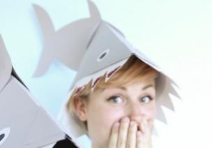 语言区传统头饰out啦,快来看创意帽子!