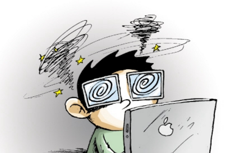 """寒假变身手机党,小心""""干眼症""""!"""