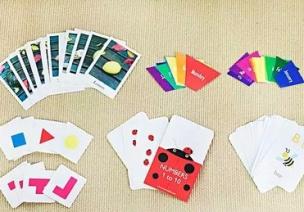 一物多玩 | 快来学习卡片的花样玩儿法high起来!