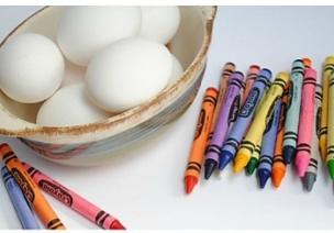 復活節手工 | 給雞蛋涂上春天最絢麗的色彩