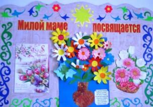 阳春三月送祝福 | 妇女节主题墙