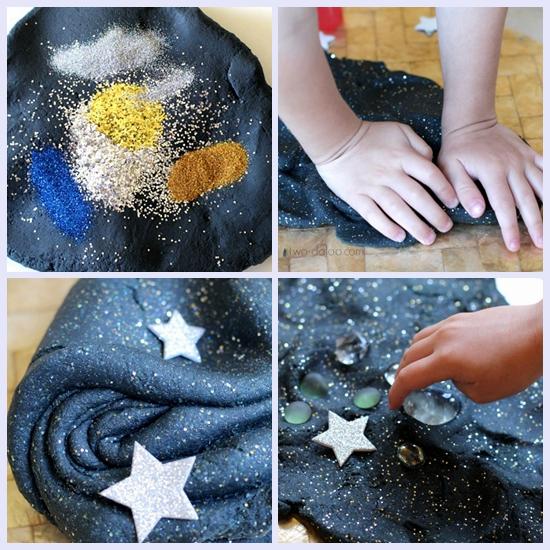 指尖上的银河——星球探索感官箱及游戏