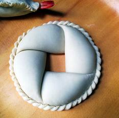 动图+视频 | 秘笈放送,今年包点不一样的美貌饺子!
