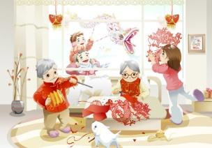 【新年来乐】春节吊饰篇