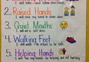班级公约+进区规则 | 盘点国外幼儿园那些甜蜜的约定