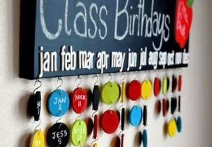 环创布置   今年,这样展示孩子的生日!