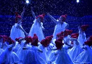六一大班舞蹈 | 雪孩子