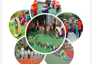 干货 | 幼儿园户外体育游戏集锦