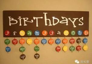 环创布置 | 今年,这样展示孩子的生日!