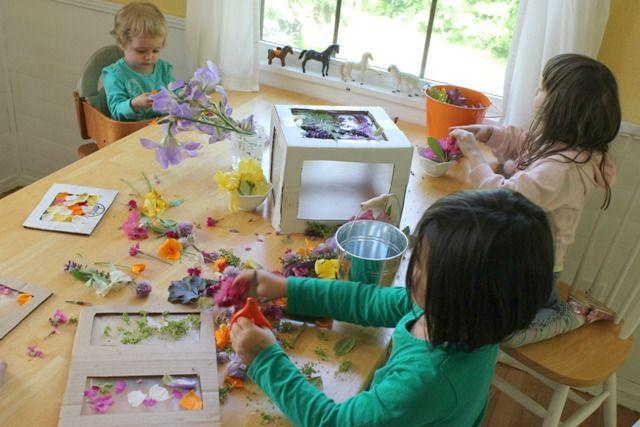 Making-Nature-Suncatchers-with-Kids