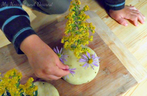 Playdough-and-Wild-Flowers